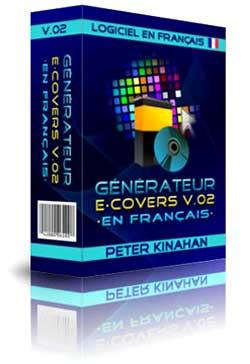 generateur 250x364 Découvrez le NOUVEAU générateur deCovers de qualité Pro en français !